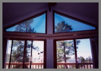 Arched Blinds And Angled Shades Motorized Blinds