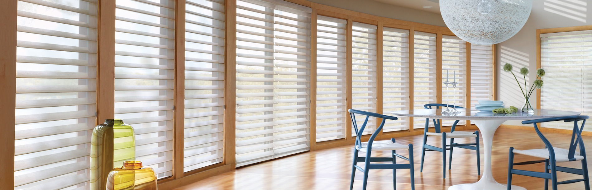 Denver Silhouette Shades Nantucket Window Shadings