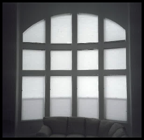 Fully Moveable Arched Blinds Arched Shades